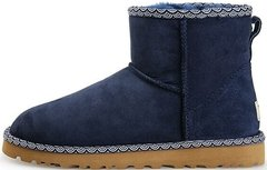 "Женские угги UGG Classic Mini Liberty ""Navy"", 40"