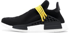 "Мужские кроссовки Pharrell Williams x adidas NMD Human Race ""Black"", 43"