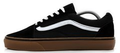 "Кеды Vans Old Skool ""Black / Gum"", 39"