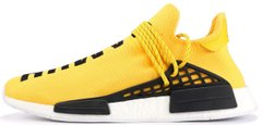 "Мужские кроссовки Adidas Pharrell Williams Human Race NMD ""Yellow"", 43"