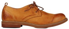 "Мужские туфли Timberland Hartwick Waterproof Oxford Shoes ""Yellow"", 44"