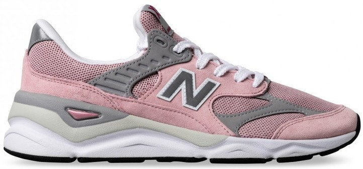 "Женские кроссовки New Balance X-90 Reconstructed MSX90RMN ""Pink /Grey/White"", 39"