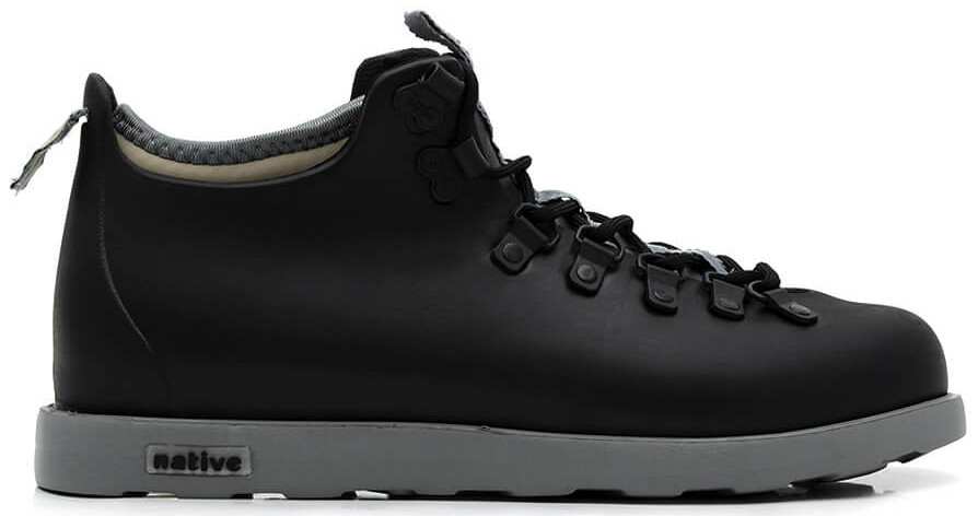 "Мужские ботинки Native Fitzsimmons Boot ""Black/Grey"", 41"