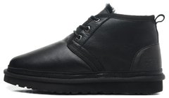 "Мужские ботинки UGG Australia Neumel 3236 Leather ""Black"", 45"