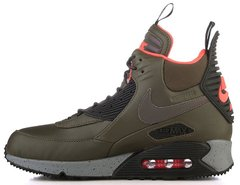 "Мужские кроссовки Nike Air Max 90 SneakerBoot Winter ""Dark Loden"", 45"
