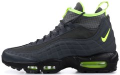 "Мужские кроссовки Nike Air Max 95 Sneakerboot ""Anthracite/Volt-Dark Grey"", 42"