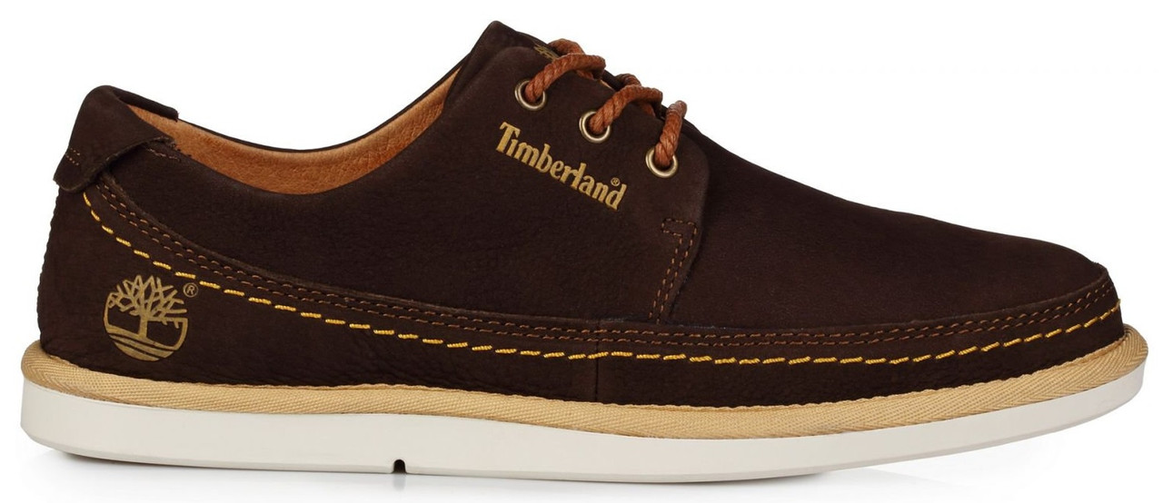 "Мужские мокасины Timberland Earthkeepers Original ""Brown"", 44"