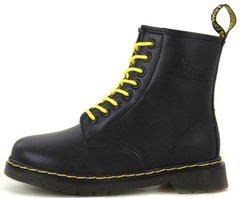 "Ботинки Dr. Martens 1460 Winter Logo ""Black"" с мехом, 45"