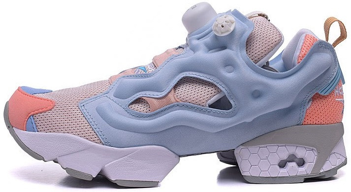"Женские кроссовки Reebok Insta Pump Fury OG ""Pink Patina Aviator Blue"", 39"