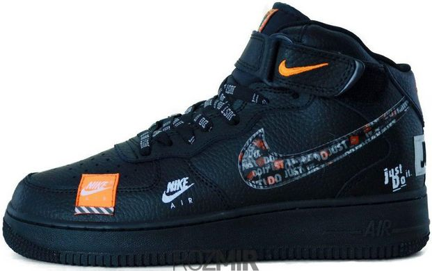bc012ba8 Мужские кроссовки Nike Air Force 1 High Just Do It