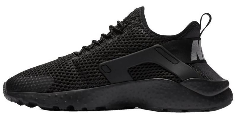 """743913ff7ca4f5 Купить Жіночі кросівки Nike Air Huarache Run Ultra BR """"Black"""" Чорний ..."""
