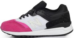 "Женские кроссовки Phantaci x New Balance 997.5 ""Pink/White/Black"", 37"
