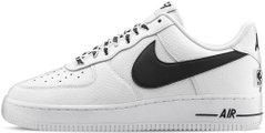 "Кроссовки Nike Air Force 1 '07 LV8 NBA Pack ""White/Black"", 40"