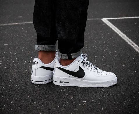 4b5eff274e ... Мужские кроссовки Nike Air Force 1  07 LV8 NBA Pack