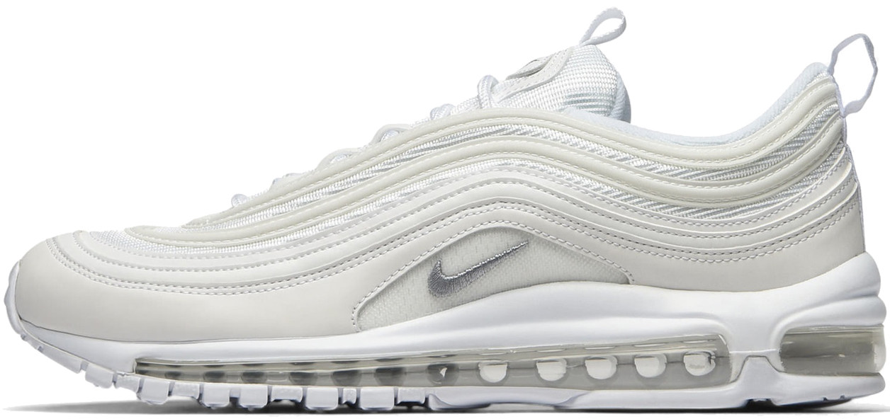Женские кроссовки Nike Air Max 97 White 921826-101, 37