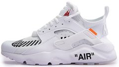 "Кроссовки Off-White x Nike Air Huarache Ultra ""White"", 40"