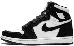 "Кроссовки Air Jordan 1 Retro High Twist ""White/Black"" CD0461-007, 40"