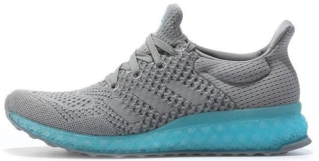 "Мужские кроссовки Adidas Ultra Boost FutureCraft 3D ""Grey"", 45"