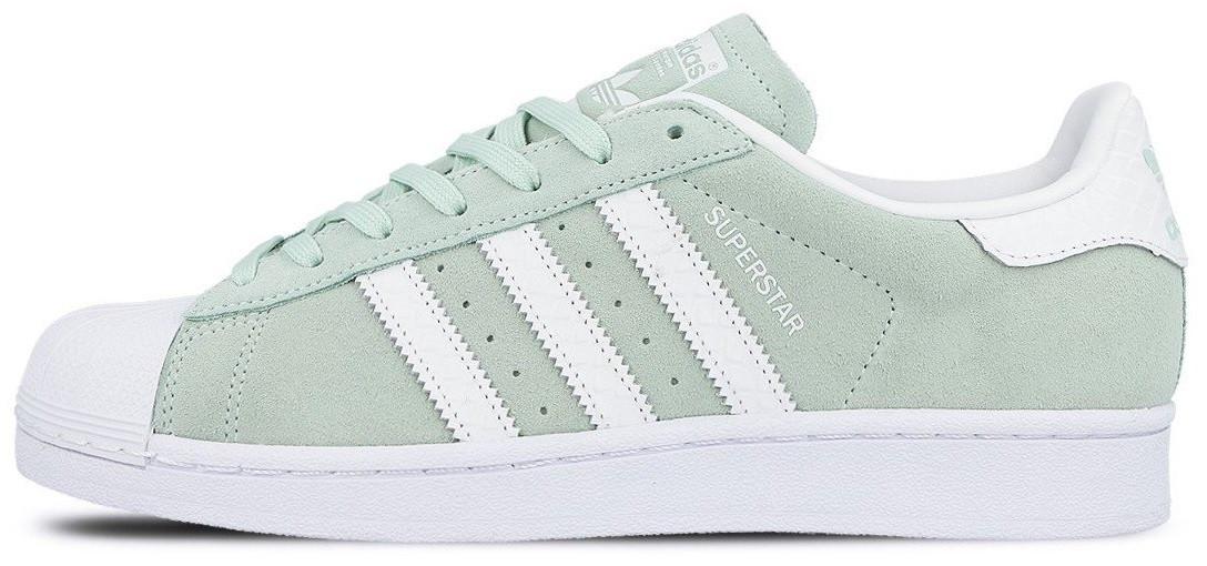 455cf0b16a89d0 Женские кроссовки Adidas Originals Superstar Suede