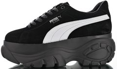 "Женские кроссовки Puma x Buffalo London Suede Platform ""Black, 39"