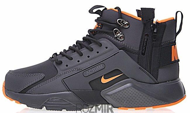 1ac41bb9 Мужские кроссовки ACRONYM x Nike Huarache Concept