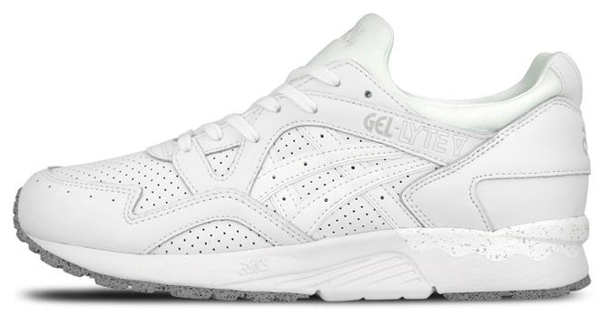 """Купить Жіночі кросівки Asics Gel Lyte V """"White Cement"""" Білий F493 ... e1ce88dd7d0ba"""