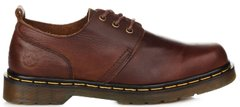 "Мужские туфли Dr. Martens Oxford Low ""Brown"", 44"