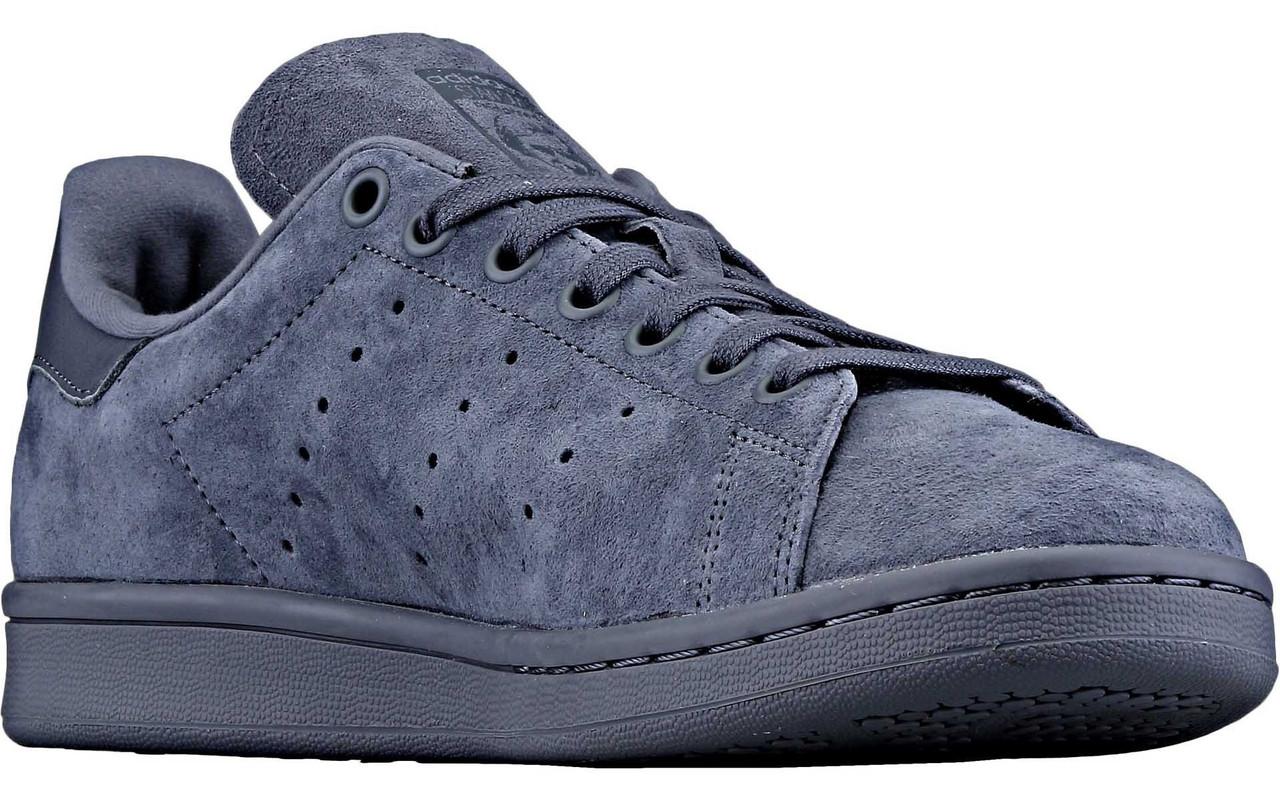 b2225ae47 ... Мужские кроссовки Adidas Originals Stan Smith Suede