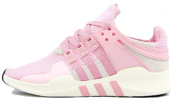 "Женские кроссовки Adidas EQT Running Support 93 Primeknit ""Barbie Pink"", 39"