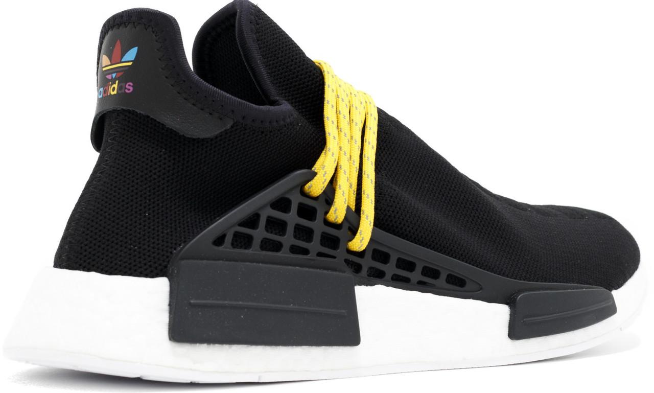 hot sale online 6ebbc ce3a1 Мужские кроссовки Pharrell Williams x adidas NMD Human Race