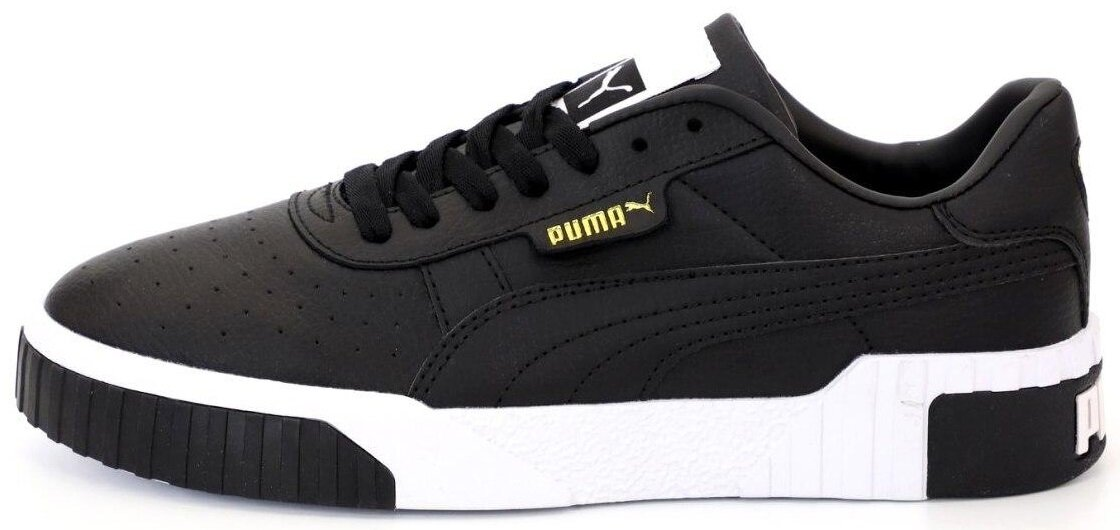 "Кроссовки Puma Cali ""Black/White"" 369155-03, 44"