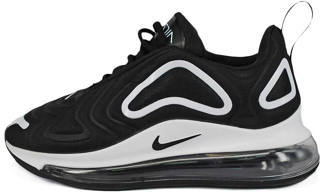 "Кроссовки Nike Air Max 720 ""Black/White"", 38"