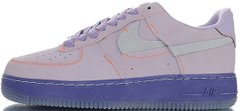 "Женские кроссовки Nike Air Force 1 '07 LX ""Purple Agate / Teal Tint / Rush Violet"", 40"