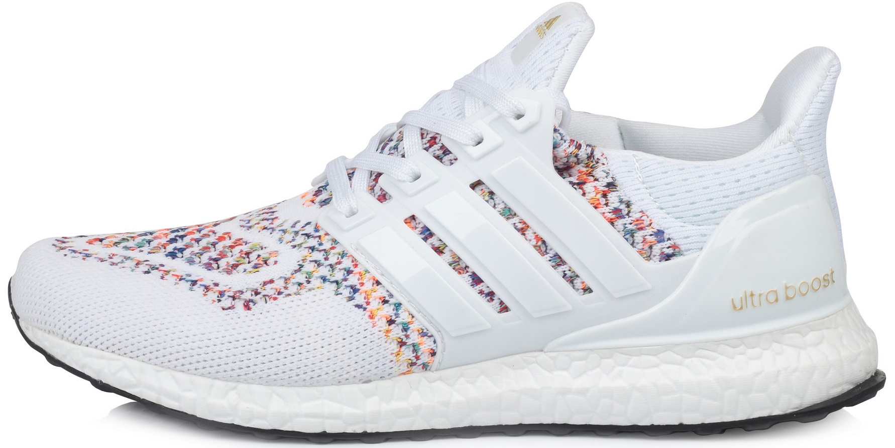 "Мужские кроссовки Adidas Ultra Boost Multicolor ""White"", 44"