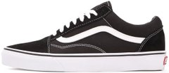"Кеды Vans Old Skool ""Black / White"" (VD3HY28)"