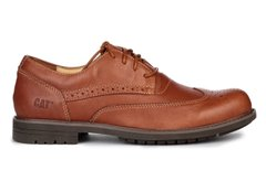 "Мужские туфли Caterpillar Oxford Borg ""Brown"", 45"