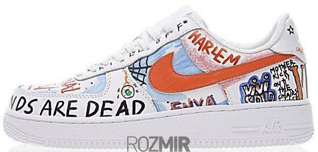 best loved af2db 5fb60 Кроссовки Pauly x Vlone Pop Nike Air Force 1 Low