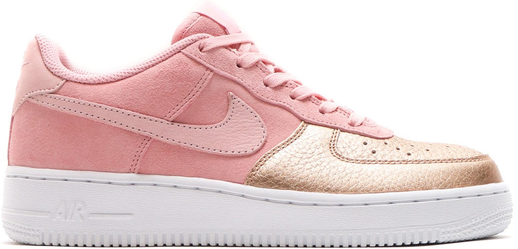 Женские кроссовки Nike Air Force 1 '07 QS – Sheen/Prism Pink, 40