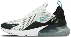 Мужские кроссовки Nike Air Max 270 White/Dusty Cactus-Black, 42