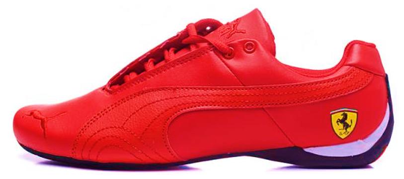 Женские кроссовки Puma Ferrari